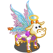 Angelic Beauty Cow-icon