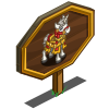 Armored Unicorn Foal Mastery Sign-icon