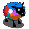 Beach Ball Ewe-icon