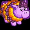 Blackberry Peach Pig-icon