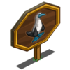 Blue Footed Booby Mastery Sign-icon