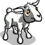 Bright Greenish White Lamb-icon