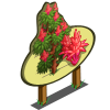 Bromeliad Tree Mastery Sign-icon