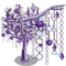 Giant Purple Crystal Tree-icon