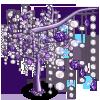 Giant Purple Crystal Tree-icon