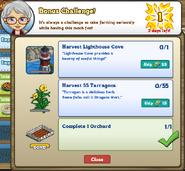 Lighthouse Cove Restaurant Bonus Challenge I-GOALS