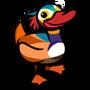 Male Mandarin Duck-icon