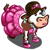 Poofy Skirt Cow-icon