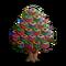 Pop Art Box Tree-icon