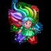 Rainbow Sprite Gnome-icon