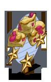 Raspberry Blondie 3 Star Mastery Sign-icon
