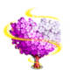 Sparkly Flower Tree-icon