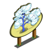 Animal Cloud Tree Mastery Sign-icon