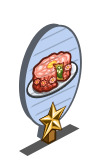 Coral Cake 1 Star Mastery Sign-icon