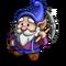 Dwarf Gnome-icon