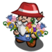 Flower Patch Gnome-icon