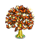 Monarch Butterfly Tree-icon