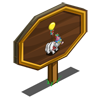 Party Cat Mastery Sign-icon