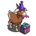 Party Goer Goat-icon