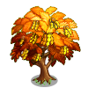 Autumn Tamarind Tree-icon