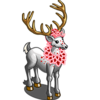 Flower Decor Deer-icon