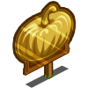 Super Pumpkin Mastery Sign-icon