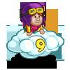 Cloud 9 Gnome-icon