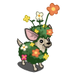 Grass Dog-icon