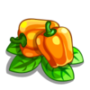 Orange Bell Pepper-icon