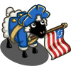 Patriot Sheep-icon