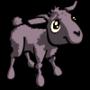 Reddish Gray Lamb-icon