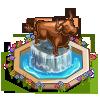 Bull Fountain-icon