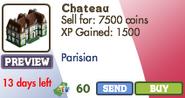 Chateau Market Info