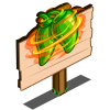 Fiery Jalapenos Mastery Sign-icon