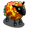 Floral Fan Sheep-icon