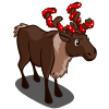 Giant Tinsel Reindeer-icon