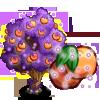 Magic Peach Tree-icon