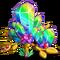 Rainbow Prism Tree-icon