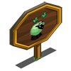 Shamrock Sheep Mastery Sign-icon