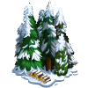 Snowy Forest-icon