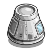 Space Capsule-icon