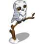 White Spotted Owl-icon