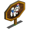 American Dog Mastery Sign-icon