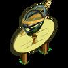 Armillary Sundial Tree Mastery Sign-icon