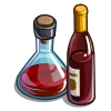 Burgundy Wine-icon