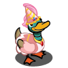 Princess Duck-icon