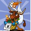 Adopt African Calf-icon