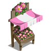 Dog Rose Stall-icon