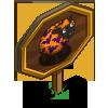 Orange Sheep Mastery Sign-icon