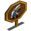 Pilot Dog Mastery Sign-icon